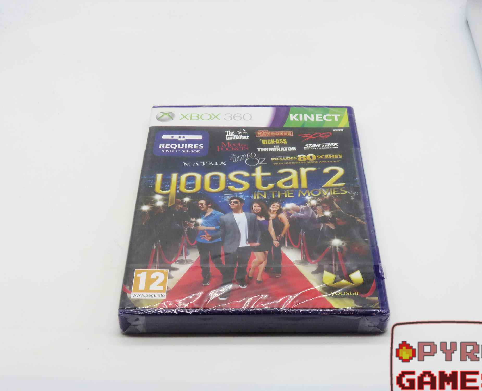 Yoostar 2 In The Movies Xbox 360 Pyro Games